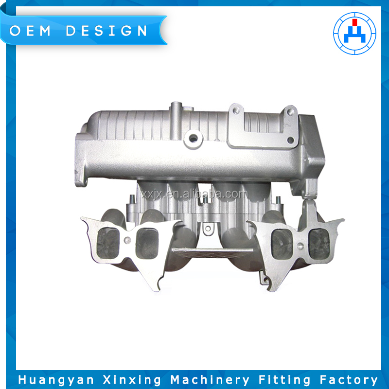 Supplier Precision Die Aluminium Casting Auto Part