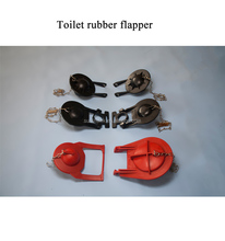 UPC approved toilet rubber flapper