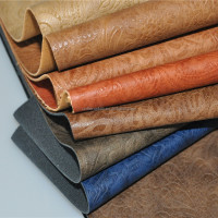 PU Artificial Synthetic Leather For Bags