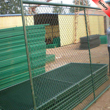 wholesale cheap high quality chain link fence for dog kennel (factory)