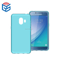 Top Sellers Soft TPU Cover Full Clear Case For Samsung Galaxy C10