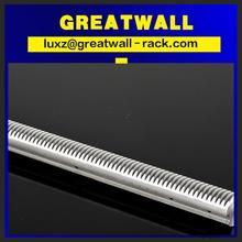 Stainless steel rack gear steel gear rack automatic feeding system made in china