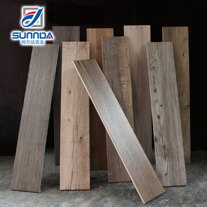 Foshan Factory Timber Wood Grain Finish Floor Wooden Look Wall Faux Plank Flooring Design Kajaria List Ceramic Tiles