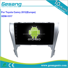 10'' 2 din android 6.0 quad core car radio for Camry 2012 ( Europe ) with built-in WiFi 3G