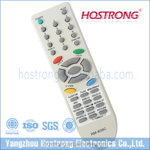 cream TV UNIVERSAL remote control RM-609CB for Russia market