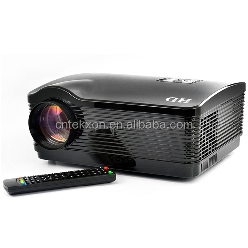 3000 Lumens 2000:1 1.5GHz Dual Core CPU WiFi 4GB Internal Memory Android 4.1 HD Projector