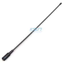 Original Taiwan Naguya NA-771 50W High Gain UV Dual Band Interphone Handheld Antenna 40CM Walkie Talkie Antenna