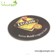 Custom logo printed cheap bulk promotional free sample beer coasters for drink