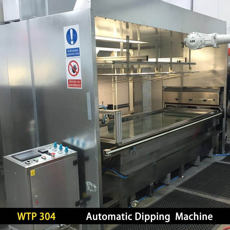 2016 New Greater Wind full Automatic water transfer printing equipment Set Production workshop WTP304