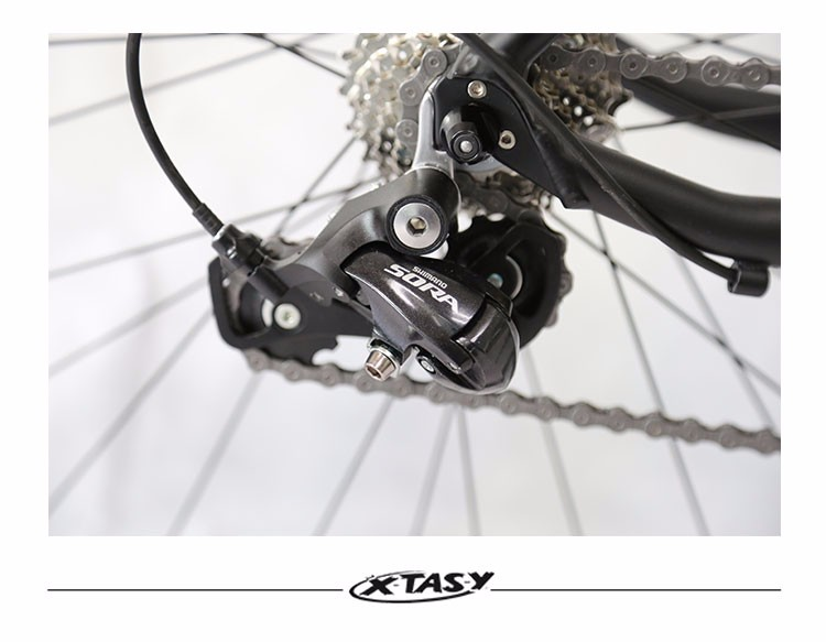 XTASY 700c wholesale groups complete aluminum alloy road bike