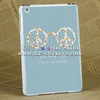 for ipadmini 2013 color printing case exhaled the soft airs of youth
