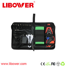Libower Multi-Function emergency auto MINI portable car battery Jump Starter with air compressor