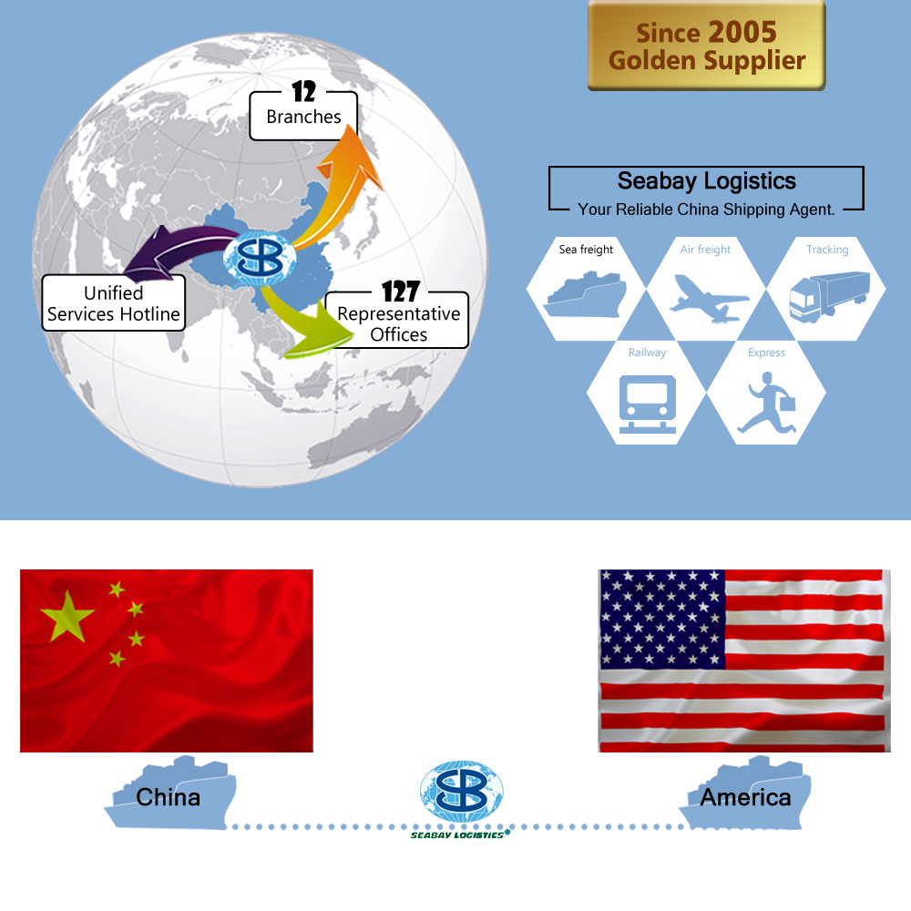 Competitive China Freight Broker Company to Houston USA