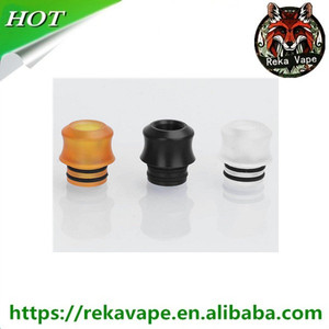 gas mods drip tip E cig Vaporizer BF(bottom feeder) pin GAS MODS G.R.1 RDA