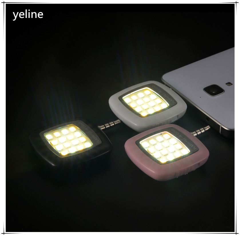 Mobile phone selfie led flash light for MOTO G/X/E