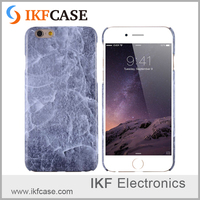 New Luxury Granite Marble Texture Ultra-thin Hard PC Material Mobile Phone Case for Apple iphone 5