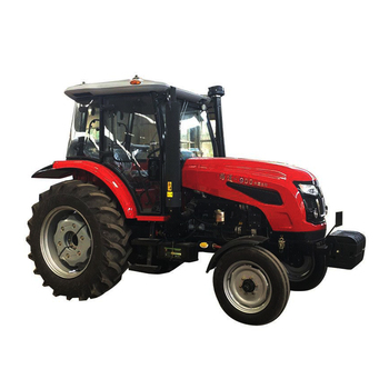 Cheap Lugong Mini 2WD 80HP Tractor LYH860 in Nepal