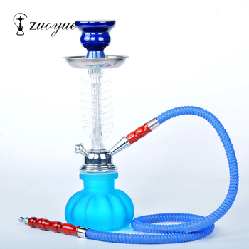 small size durable Wholesales Hookah factory directly glass Hookah