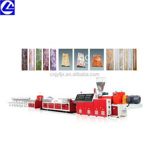 PVC decorative extruder/Production equipment of marble line