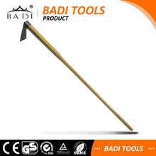 hot sale long handle wood hand garden hoe farm tools