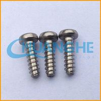 China manufacturer fasteners m3 triangle security screws