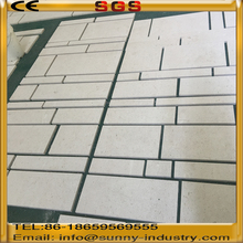 Marble factory Polished beige white marble walling