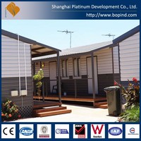 container house slope roof