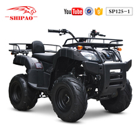 SP125-1 Shipao quad bike road legal for sale