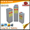2V 3000ah OPzV solar gel battery for Electrical Equipment 2 volt