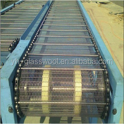 high temperature metal conveyor belt