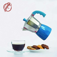 Italian new style espresso coffee maker parts