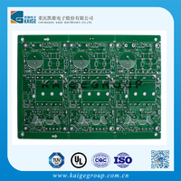 Audio Power Supply Amplifier 2 Layer Osp 1.6mm Thickness Electronic Circuit Board Pcb Design