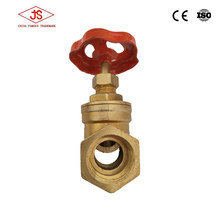 Customized durable brass gate valve, wholesale brass gate valve with handwheel