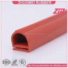 silicone e profile for industry oven