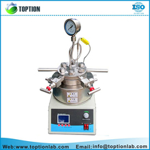 Low price high pressure reaction laboratory pressure vessel reactor