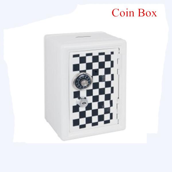 Home Decor Secret Dictionary Book Safe Money Cash Jewel Box Piggy Banks Small