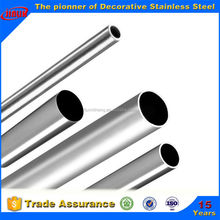 Good quality 201 304 316 BA surface stainless steel tube 6mm price list