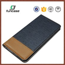 Factory sale shockproof leather universal flip phone case