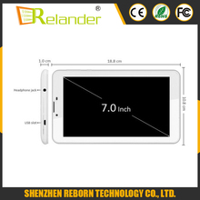 7 inch Quad Core android 5.1 4G OEM Tablet pc for USA Market