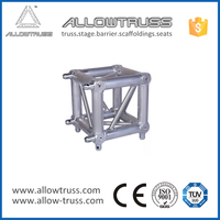 Modular design spigot universal arch stage truss roof with 4 Legs and Roof