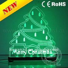 2013 New Led Tree With LED Writing Board