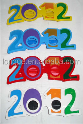 2014 new year fashion party glasses