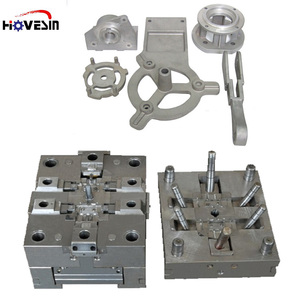 OEM manufacturer Custom Die casting parts Aluminum die casting mould for machinery