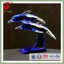 cheap crystal dolphin crystal wedding decorations for wedding decoration