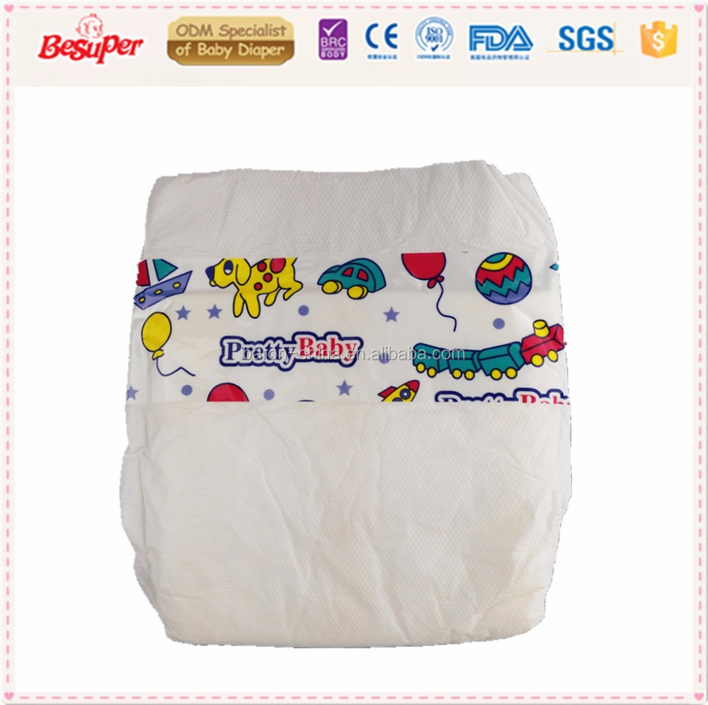 Wholesale Quality Products Baby Diapers Factory in China