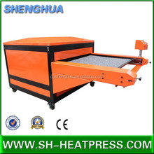 110x160 Oversize full dye sublimation heat transfer printing machine