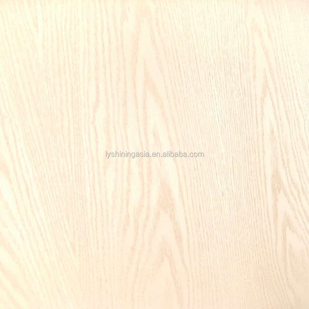 3.2MMX1220X2440 red <strong>oak</strong> face E0 glue hardwood core furniture plywood