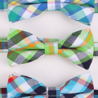 Promotional 100% Cotton Boys Bow Ties