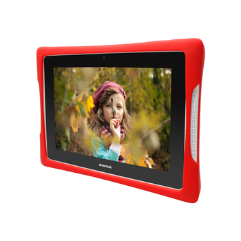 Best selling 8 inch Kids Learning Tablets with Silicone Protective Case Shock Proof Children Tablet PC