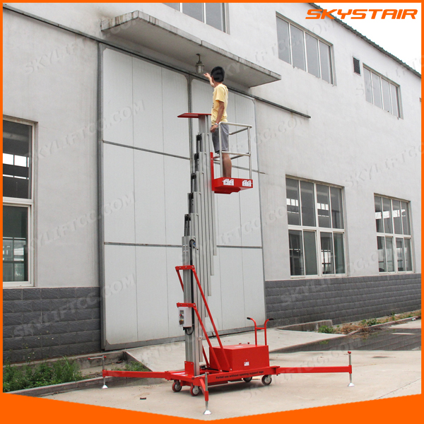 Most popular!!china aluminum telescopic Portable lifter